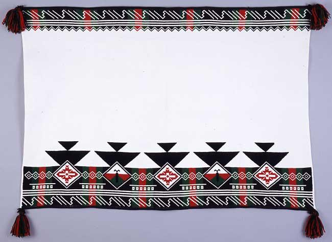 Pueblo Embroidery Mabel Fragua