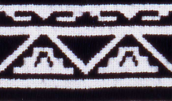 Pueblo embroidery isabel gonzales
