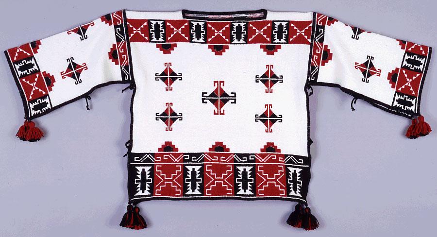 Pueblo embroidery romancita sandoval