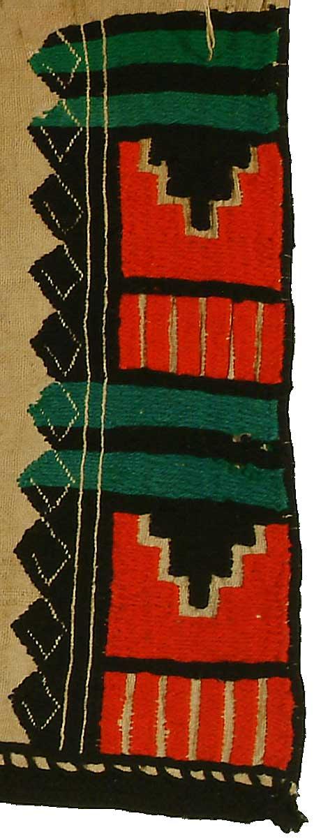 pueblo embroidery